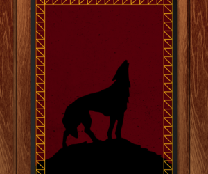 nature, wolf, and wolves image