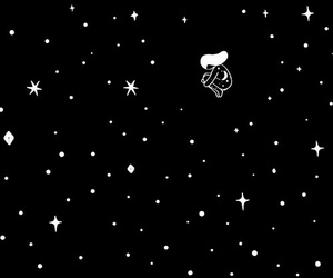 background, wallpaper, and stars image