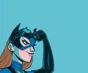 batgirl, comics, and batman image