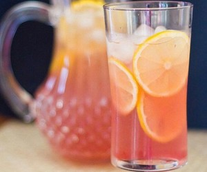drink, lemonade, and cold drinks image