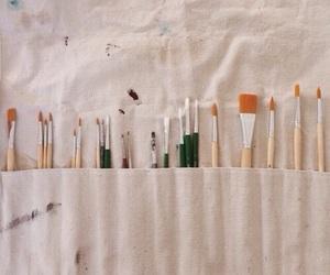 art, Brushes, and grunge image