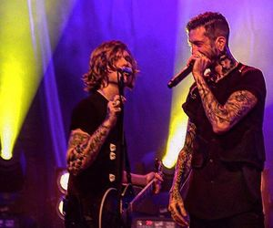 austin carlile, of mice & men, and alan ashby image