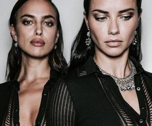 Adriana Lima, model, and irina shayk image