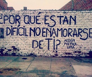 frases, quote, and wall image