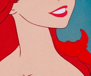 the little mermaid, ariel, and princess image
