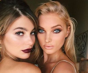 amizade, elsa hosk, and kiss image