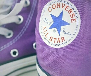 converse and purple image