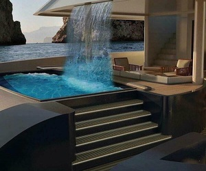 home, love it, and pool image