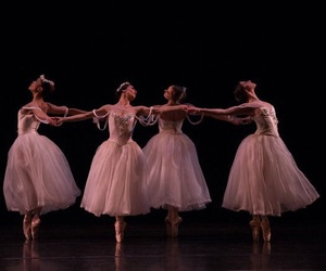 ballet, pink, and andantegrazioso image