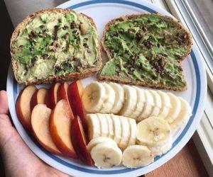 healthy, yummy, and bananas image