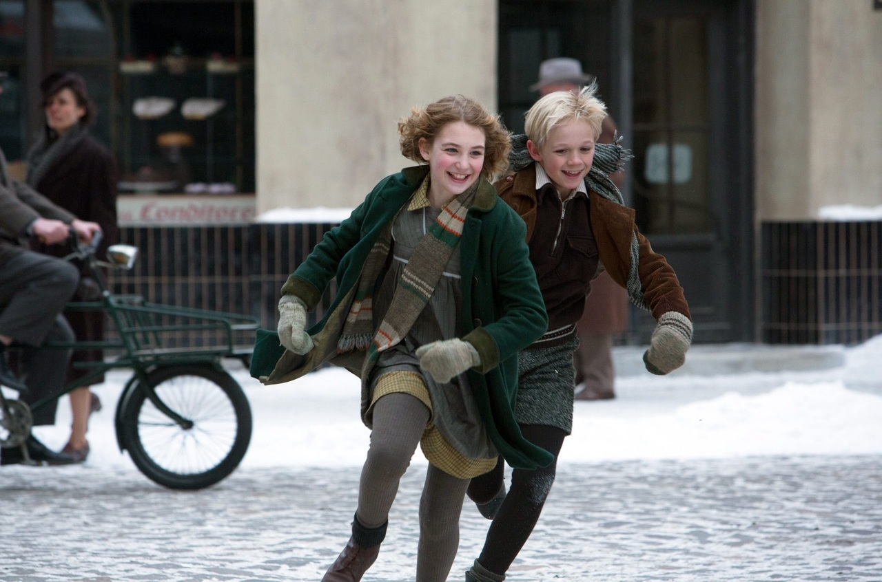 the book thief, movie, and liesel meminger image