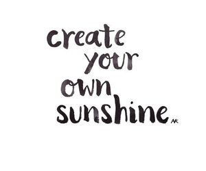 quotes, sunshine, and life image