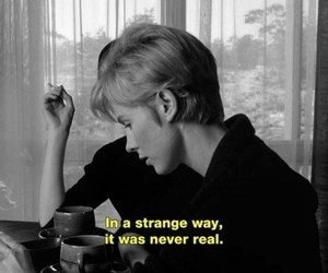 movie, quote, and sad image