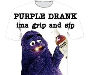 grip, sip, and t-shirt image