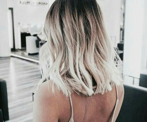 classy, hair, and hairstyle image