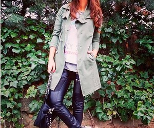 clothes, outfits, and invierno image