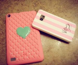 girl, pink, and samsung image