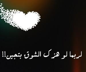 راشد الماجد, لربما, and كلمات image