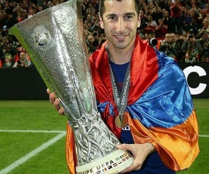 armenian, champion, and henrik mkhitaryan image