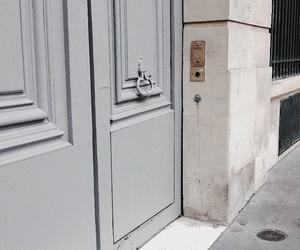 door, architecture, and street image