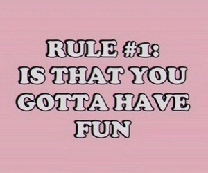 pink, quotes, and fun image