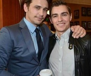 brothers, james franco, and dave franco image