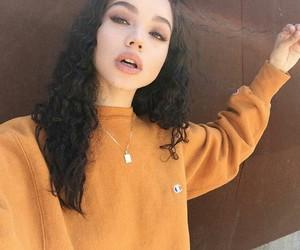Alexis Mackenzie, icons, and orange image