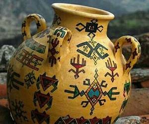 symbols, yellow, and berber image