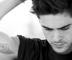 celebrities, zac efron, and handsome image