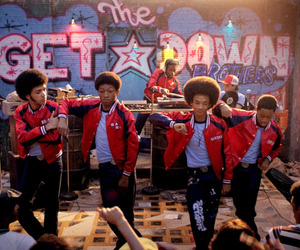 zeke, the get down, and jaden smith image