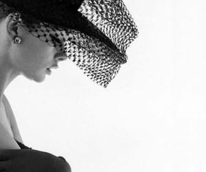 vintage, audrey hepburn, and black and white image