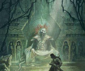 castle, fantasy, and imagination image