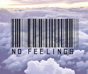 wallpaper, feelings, and clouds image