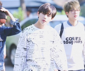 jin, korean, and kpop image
