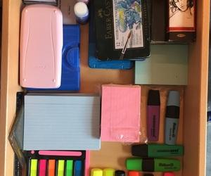 drawer, organization, and school image
