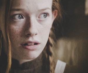 anne shirley, ginger, and red hair image