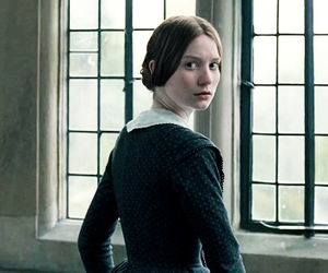 jane eyre, Mia Wasikowska, and period movie image