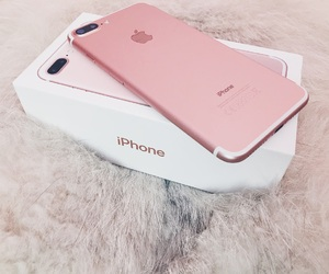 pink, present, and rose gold image