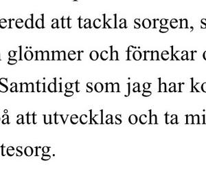 sad, svenska, and hjärtesorg image