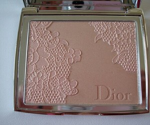 dior, make up, and blush image