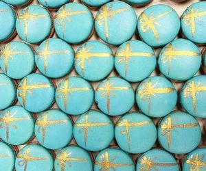 sweet, french macaroons, and macarons image