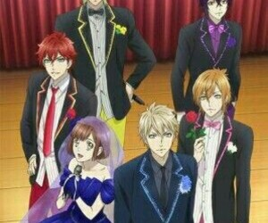 dance with devils, anime, and mage image