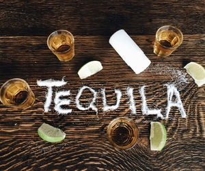 drinks and tequila image
