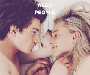 couple, quote, and skam image