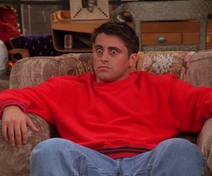 friends, Matt LeBlanc, and tv image