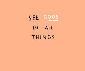 quotes, good, and orange image