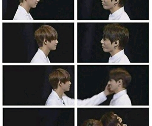 vkook, taekook, and bts image
