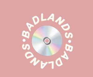 aesthetic, badlands, and pastel image