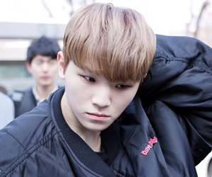 Seventeen and woozi image