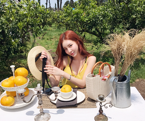 model, kang hyeyeon, and kang hye yeon image